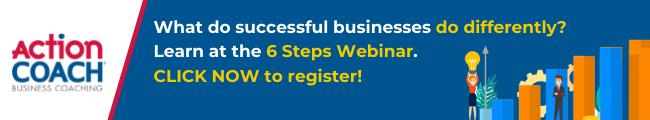 6 Steps Webinar Registration