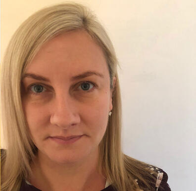 Kate Panagiotakis, business manager