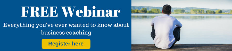 free webinar - everything you've ever wanted to know about business coaching
