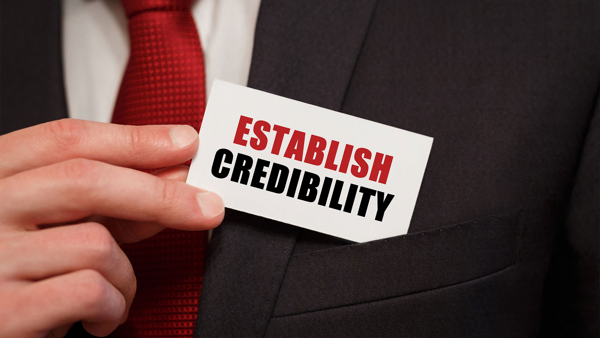How to Establish Credibility as a Business Coach